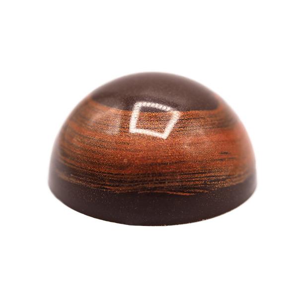 caramel=fleur sel chocolat artisanal kao chocolat