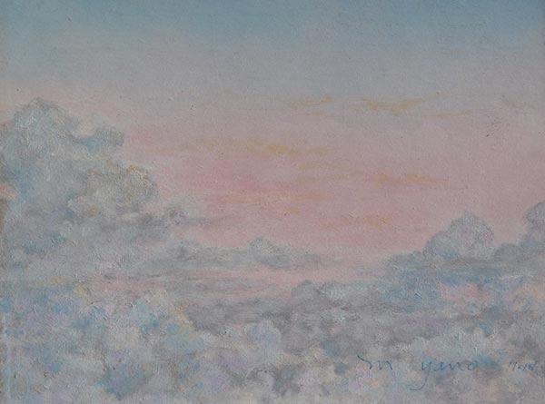 Painting by Michael Yano.