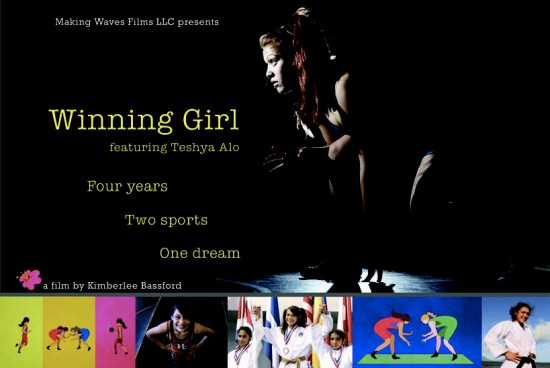Winning Girl is a film by Kimberlee Bassford