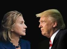 Compare the candidates: Hillary Clinton vs. Donald Trump