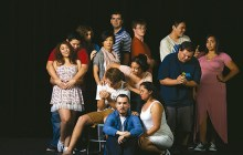 Theatre 260 students in the cast are Alaka'i Cunningham, Jae An, Darla Richards, Keahi Coria, Jessica Jusseaume, Daphnei Hussein, Jason Cavinder, Likeke Nakachi-Isaacs, Mikie Davidson, Will Philippus, Noah Schuetz, Michael Wall and Jeremy Whipple - Courtesy of Orrin Nakanelua