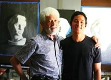 Gallery 'Iolani exhibit honors professor's art