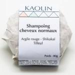 Shampoing solide cheveux normaux zéro déchet naturel écologique