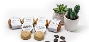 Gamme Kaolin cosmétiques solide zéro déchets naturel écologique
