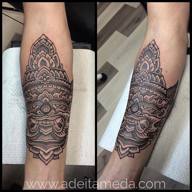tattoo tatouage thai