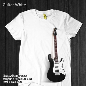 Kaos Gitar Elektrik, Electric Guitar 3D