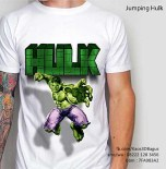 Kaos Hulk HIjau