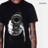 Kaos Gambar Pistol, Guns 3D