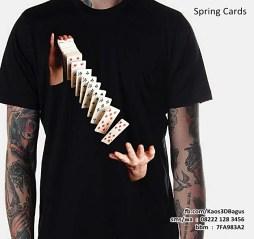 Kaos Spring Cards