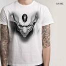 Kaos Dragonball Z Cell Putih 3D