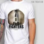 kaos FOO FIGHTERS, grunge 3d t-shirt, metal shirt foo fighters, seattle sound, foo fighters album t-shirt