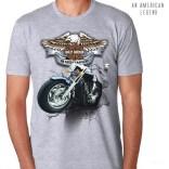 Harley Davidson Grey