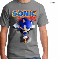Sonic Grey