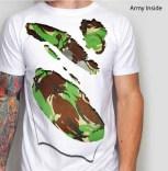 Army Inside - all colour