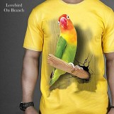 BIRD - LOVEBIRD On Branch