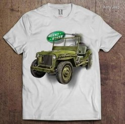 JEEP Army Jeep Land Rover