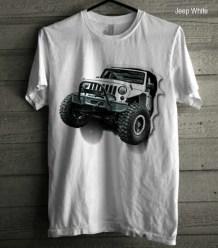 Jeep White U