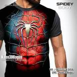Kaos SPIDERMAN - Kaos3D Superhero - Spiderman Body FP