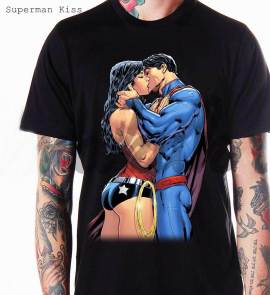 Superman Kiss