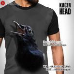 Kacer Head, Kaos BURUNG KACER, Kaos KLUB BURUNG KACER, Kicau Mania Indonesia, Kacer Poci, Kacer Madagaskar, Kacer Gacor