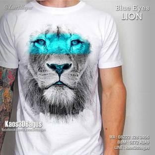 Kaos KEPALA SINGA, Kaos LION, Kaos Gambar SINGA, Kaos 3D, Umakuka, Kaos 3D Bagus, http://instagram.com/kaos3dbagus, WA : 08222 128 3456, LINE : kaos3dbagus
