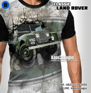 Land Rover, Kaos JEEP, Kaos3D, Klub JEEP LAND ROVER, Landy, Jeep Lover, Kaos KOMUNITAS JEEP