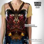 Wonder Woman Suit 2017, Gal Gadot, Wonder Woman Movie, Kaos Karakter, Kaos3D