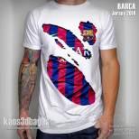Kaos BARCA, Kaos Barcelona, Kaos 3D JERSEY BARCA, Kaos 3D Barcelona, Kaos 3D, Kaos Bola 3D, http://instagram.com/kaos3dbagus, WA : 08222 128 3456, LINE : kaos3dbagus