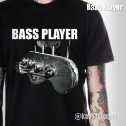 Kaos BASS GUITAR, Kaos Bass Player 3D