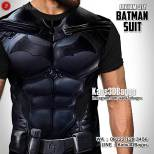 Kaos BATMAN COSTUME, Kaos3D, Kaos SUPERHERO, Batman Arkham City Knight, Kaos Game Arkham Asylum