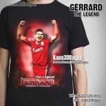 You'll Never Walk Alone, Anfield, Kaos3D, Steven Gerrard, Kaos LIVERPOOL, Kaos BOLA, Liga Inggris