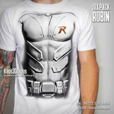 Kaos SIX PACK ROBIN, Kaos BATMAN & ROBIN
