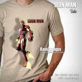 Kaos 3D, Kaos IRON MAN, Superhero, Kaos Distro, https://www.instagram.com/kaos3dbagus, WA : 08222 128 3456, LINE : @kaos3dbagus