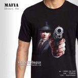 Kaos PISTOL, Kaos Mafia, Kaos Senjata, Kaos 3D, http://instagram.com/kaos3dbagus, WA : 08222 128 3456, LINE : kaos3dbagus