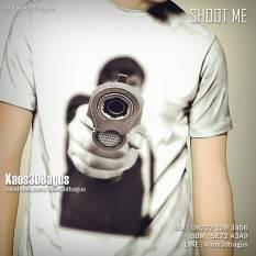Kaos 3D, Kaos PISTOL, Kaos Gambar Senjata, http://www.facebook.com/kaos3dbagus, WA : 08222 128 3456, LINE : kaos3dbagus