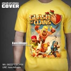 Kaos COC, Karakter Game Clash Of Clans, Kaos 3D, https://www.facebook.com/kaos3dbagus, WA : 08222 128 3456, LINE : @kaos3dbagus
