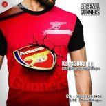 Grosir Kaos3D - Arsenal Logo