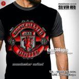Grosir Kaos3D - Manchester United Logo
