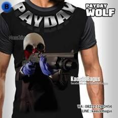 Kaos PAYDAY WOLF - Game - Kaos3D