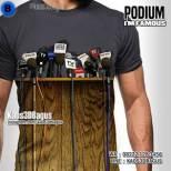 Kaos PODIUM - Kaos PUBLIC SPEAKER - Kaos3D - FPB
