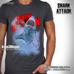 Kaos SHARK LOVER, Kaos Gambar Ikan Hiu, Kaos3D, Kaos ANIMAL, Kaos Binatang