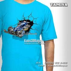 Kaos Gambar Mobil Tamiya, Dash Emperor, Kaos3D