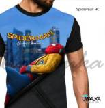 GROSIR KAOS 3D MURAH - Kaos Spiderman Homecoming - Spiderman HC