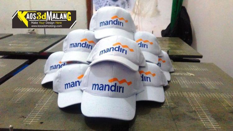 Konveksi Buat Topi Malang - Kaos 3d malang 3