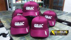 Konveksi Buat Topi Malang - Kaos 3d malang