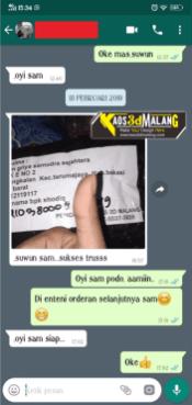 Testimoni Kaos 3D Malang Februari 2019 (1)