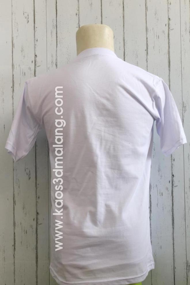 Kaos Polos Warna Putih