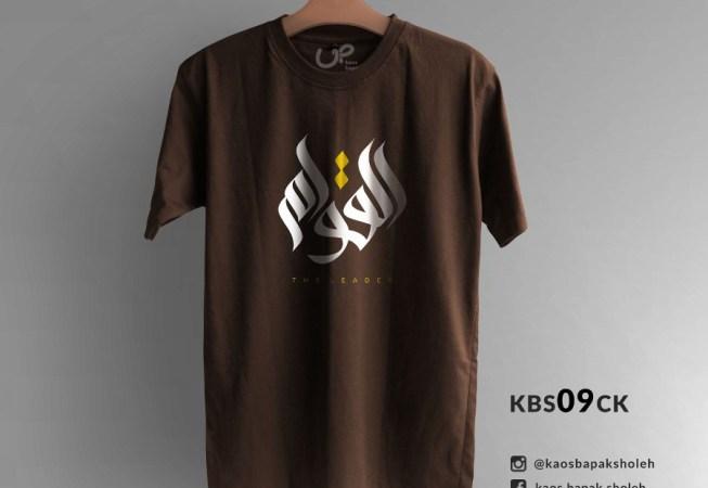 Kaos Dakwah KBS 09 CK