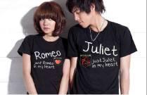 Romeo Juliet hitam - 90.000