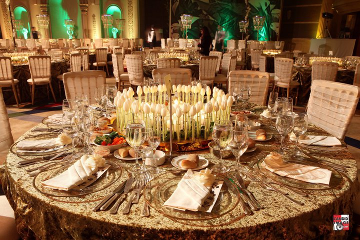 Learn The Proper Formal Table Setting From KAOS Part III